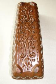 Kuchenbackform rechteckig - Keramik