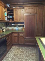 küche, eiche rustikal in vaterstetten - küchenzeilen, anbauküchen ... - Eiche Rustikal Kche