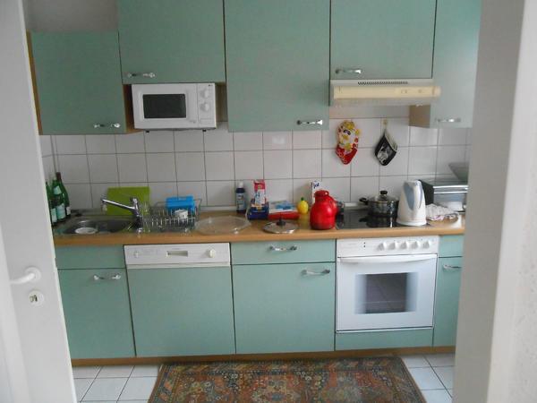 küche günstig abzugeben mit e-geräten in ulm - küchenzeilen ... - Küche Mit Geräten Günstig