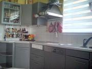 Küche modern grau