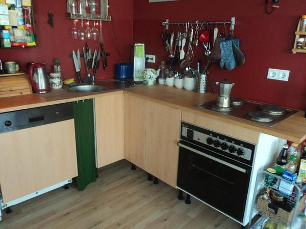 küche zu verschenken in mainz - küchenzeilen, anbauküchen kaufen