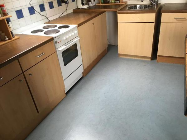 küche zu verschenken in auerbach - küchenzeilen, anbauküchen