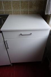 Küchenunterschrank ikea  Küchenunterschrank 'Faktum' Ikea, weiß in München - Küchenmöbel ...
