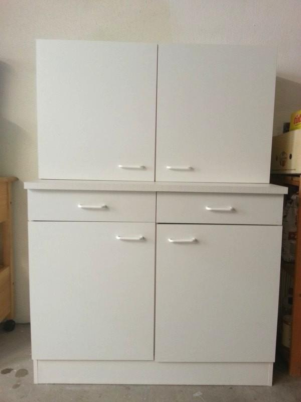 Küchenunterschrank und hängeschrank weiß in tapfheim tejos sb lagerkauf produktinfo küchenunterschrank klassik