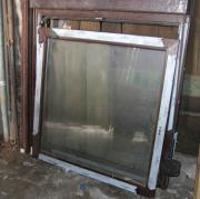 Kunststofffenster holzdekor  Kunststofffenster Holzdekor, ca. 120 x 120 cm, mit Rolladen und ...