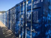 Lagercontainer, Lagerraum, Abstellraum,