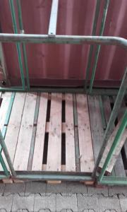 Lagergestelle für Brennholz