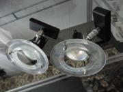 Lampen für Schienenmontage
