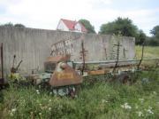 Landwirtschaftlicher Einachsanhänger Heuladewagen