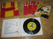 Langenscheidts Sprachplatten Spanisch von 1963