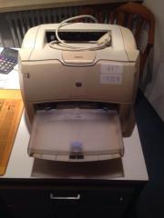 Laserdrucker HP 1100 und 1200