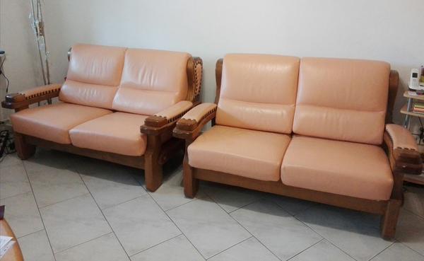 ledersofa gr n gebraucht kaufen nur 3 st bis 75 g nstiger. Black Bedroom Furniture Sets. Home Design Ideas