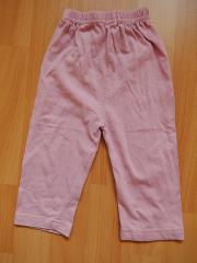 Leggins rosa Gr 68 breiter