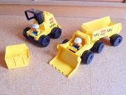 LEGO - DUPLO - Baufahrzeuge