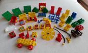 LEGO - DUPLO über 40 Spezialsteine
