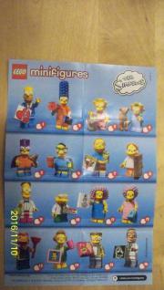 Lego Figuren Serie