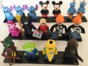 Lego Minifiguren Disney