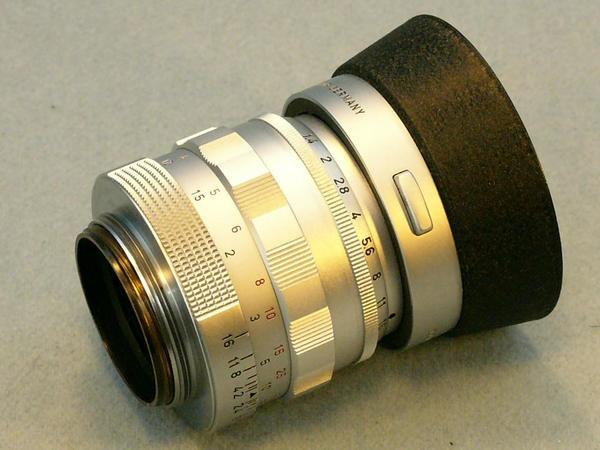 Leica screw Summilux 1 4