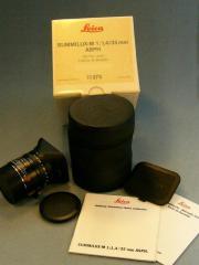 Leica Summilux M1,