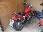 Leichtkraftrad Honda Rebel