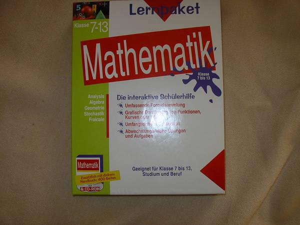 Lernpaket Mathematik NEU