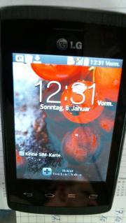 LG Optimus E410i