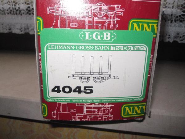LGB-Eisenbahnenwagon _ wagons » Modelleisenbahnen