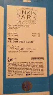 Linkin Park Tickets