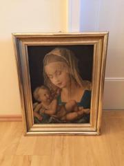 Madonna mit Kind 50 x