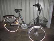 Marken-Dreirad für