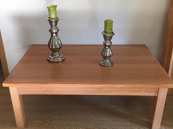 Massivholz Wohnzimmer Tisch Couchtische
