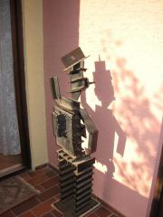Meisterstück Eisenguss-Skulptur