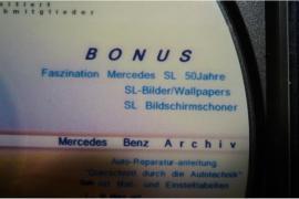 Bild 4 - Mercedes Benz 190 SL W121 - Berlin Wittenau
