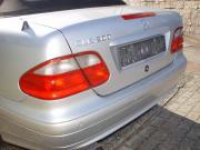Mercedes Cabrio,CLK