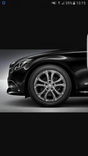 Mercedes komplett rad