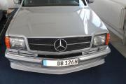 Mercedes W126 mit