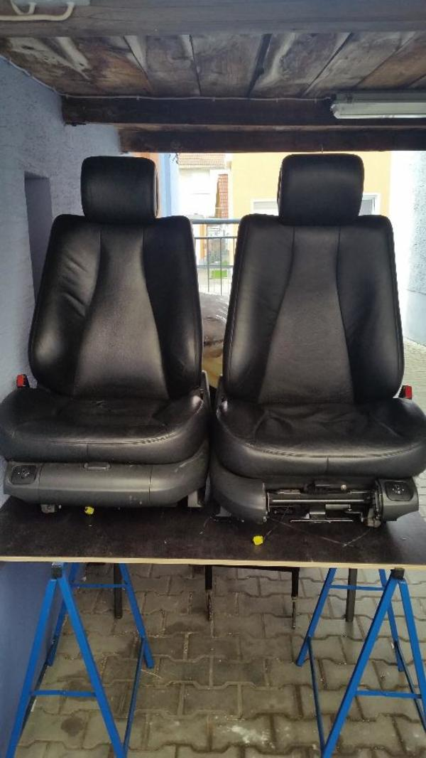 Mercedes W220 Sitze Komplett in Salach - Mercedes-Teile kaufen und ...