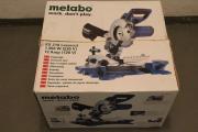 Metabo Kappsäge und