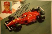 Michael Schumacher Reprint vom original