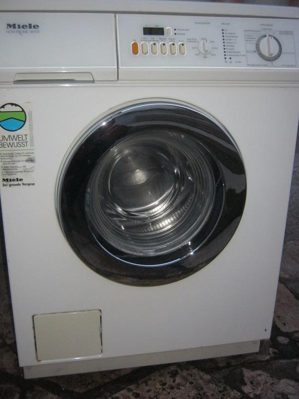 Miele Novotronic » Waschmaschinen