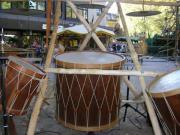 Mittelalter Schlagwerk, Schlagzeug,