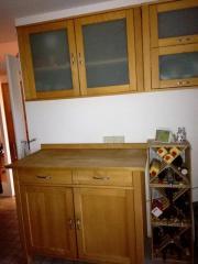 massivholzschrank in kuchen haushalt m bel gebraucht. Black Bedroom Furniture Sets. Home Design Ideas