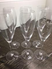 Moet Champagner Glässer 12 Stücke