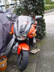 Motorrad Kawasaki Z 750 S