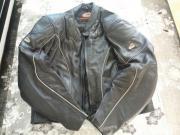 Motorrad leder jacke