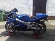 Motorrad Suzuki GSX-