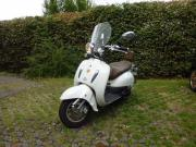 Motorroller 125ccm Retro