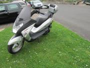 Motorroller Roller 125ccm