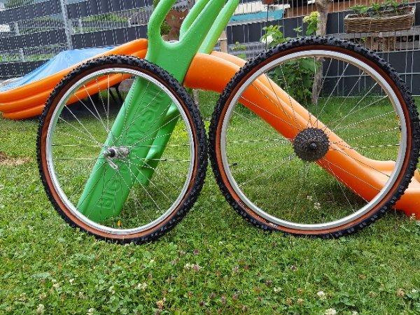 Mountain bike Weehler