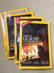 National Geographic, Deutsch,